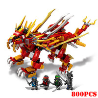 New 858pcs Ninja Land Bounty Truck Flame Lion Model Building Blocks Compatible Lepining 70677 Ninjagoes Kids Toy Bricks Gifts X0102