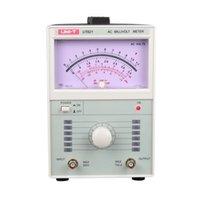UNI-T UT621 UT622 아날로그 전압 디지털 전압계 아날로그 멀티 미터 100UV-300V Millivoltmeter