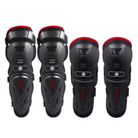 4Pcs Motorcycle Protective Gear Knee Pads Elbow Protector Mo...