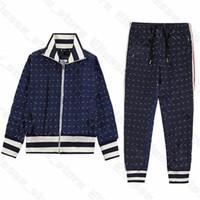 Novos 20ss Mens Womens Designers Tracksuit Suits Homens Trilha Suor Terno Casacos Mans Jaquetas Castanhas Sweardswear