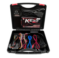 Ksuite الأحمر PCB الاتحاد الأوروبي اون لاين ماستر النسخة ECU مبرمج KESS V2 V5.017 SW V2.53 / V2.47 OBD2 رقاقة ضبط أداة