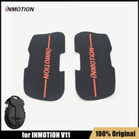 Inmotion V11 외발 자전거 자체 균형 스쿠터 레드 페달 스티커 MonowHeel 액세서리에 대한 원래 Inmotion Pedal Sandpaper 부품