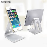 wangcangli Rotating Charging tablet phone holder for cell desktop stand for phone Stand mobile support table
