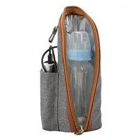 Bottiglia per neonata USB Scaldatore Isolamento Borsa da viaggio Tazza da viaggio Drink Calda Bottiglia per latte Borsa per alimentazione Tote Tote Passeggino Hang Bags1