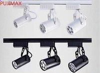 LED Parça Işıkları 30 Açı Siyah / Beyaz Kabuk 6 W 10 W 14 W 24 W 36 W Sıcak / Doğal / Soğuk Beyaz LED Tavan Spot Işıkları AC 85-265V
