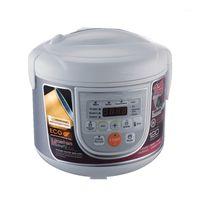 6L ضغط الطبخ وعاء الأرز طباخ المنزلية الكهربائية الحجز آلة الطبخ المتعددة حساء الأرز الكهربائية عصيدة الباخرة