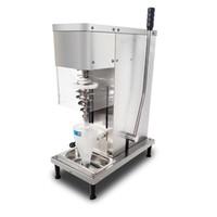 수돗물 과일 냉동 요구르트 아이스크림 혼합 과일 냉동 요구르트 믹싱 기계