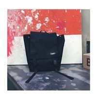 حقيبة الظهر HBP Sacoche Homme Nylon القماش حقيبة متعددة الوظائف حزمة الأزياء الثانوية طالب الرجال والنساء شخصية