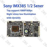 Sony IMX385 HD-SDI / CVBS / AHD Module de surveillance Digital HD Caméra de la carte mère de la carte mère Étoile basse éclairage large Dynamique 1080p60fps1