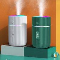 Marquee Taşınabilir Ev Nemlendirici Araç Arabalar Ev LED Işık Ile Ev Nemlendiriciler Mini Atomize Nemlendirici Mist Maker Ofis Hava Temizleyici