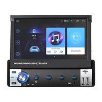 Machine de navigation multifonctionnelle Car Electronics Android Écran Android MP5 PLAQUIRE AUDIO 12V-12V multimédia1