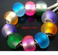 50pcs Lotto Belle bellissime perle di vetro di Murano di Murano per gioielli che fanno charms di lampwork sciolto Branelli fai da te per il braccialetto all'ingrosso all'ingrosso Prezzo basso
