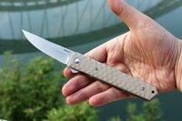 Flipper Kwaiken IKBS Folding VG10 Lâmina G10 Handle tático bolso faca dobrável