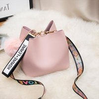 Large Capacity Bucket Bag Womens Bag 2020 New Style Fashion ...