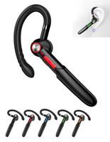 Crochet d'oreille tactile écouteurs sans fil d'entreprise Rotating Universal Hanging écouteurs stéréo Bluetooth 5.0 Oreillettes simple stéréo vrai sport casque