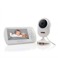 Baby Monitor Cámara video sin hilos 2 vías de audio Talk Noche seguridad de la vigilancia