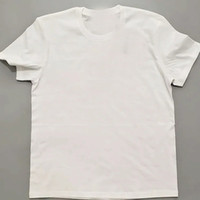 Yeni S-5XL Pamuk Adam T Shirt Beyaz Anti-Shrink Kadınlar T-Shirt Kısa Kollu Rahat Kadın Moda Pamuk Adam T Shirt Top Tees Gömlek