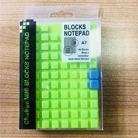 """실리콘 노트북 소프트 커버 저널 참신 일기 A7 플라스틱 PP 박스에 3.94 """"* 2.95""""120 매 / A6 5.9 """"* 4.1""""200 매 BPA 무료 세탁"""