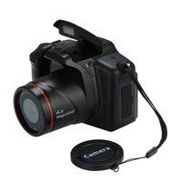 1 PCS SLR Camera 16MP Zoom 1080P HD 16X Digital Camera Handheld 16X Digital Zoom De Vídeo Filmadoras dropshipping