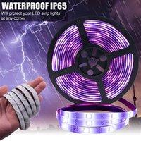 Mais novo design de plástico de 150-LED 12V-5050 RGB IR44 Light Strip Set com IR Remote Controller (Placa Lamp Branco) entrega gratuita