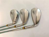 Zodia Spinne V2.0-01 Wedge Zodia Spinne Golf Keile Silber Golfclubs 48/50/52/54/56/58 Stahlwelle mit Kopfbedeckung