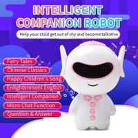 Intelligenter Roboter des neuen Stils, der Kinder puzzle-frühe Bildungsspielzeuggeschenk sowohl Jungen als auch Mädchen sprechen kann