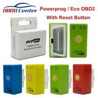 Tam çip gücü prog nitroobd2 eko obd2 dizel benzin çip tuning kutusu sıfırlama düğmesi Powerprog nitro obd2 yakıt tasarrufu daha power1