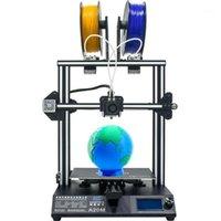 Montagem rápida da impressora 3D Geeetech A10 / A10 / A20M / A10 / A20M / A10 / A10M / A10 / A10M / A10 / A10M com detector de filamento super quente e capacidade de retomada