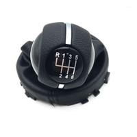 Per Mini Cooper F55 F56 F54 F60 F60 OEM 7641999 6 Velocità Manuale Auto Gear Shift Knob Shifter Cover Gaitor in pelle Boot1
