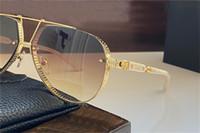 Novos Homens Desing Postyan Sunglasses Popular Moda Óculos de Sol Piloto Quadro De Metal Revestimento Polarizado Lente Goggles Estilo UV400 Lente