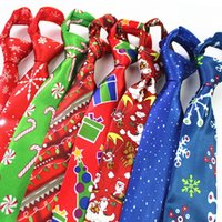 Boyun Bağları Jemygins 2021 Tasarım Noel Kravat 9.5 cm Erkekler Için Kardan Adam Hayvan Ağacı Baskılı Erkek Hediyelik Festivali Kravat