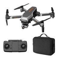 RC aviones no tripulados 5G L109-PRO GPS 4K cámara WiFi FPV sin escobillas del motor plegable selfie aviones no tripulados