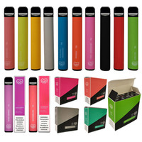 Bom Preço 800 Puffs 550mAh Bateria Barra Puff mais 3.2ml Vapor POD E Eletrônico Cigarro Disable Vape Pen Puff Plus
