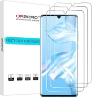 Compatible for Huawei P30 PrO Edge to Edge (Case Friendly) Screen Protector High Definition Anti-Scratch