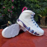 Bel Bianco Classico Bianco JBC9 Scarpe da uomo High Carino Fashion Pink Multi Color 9S Mens Trainer all'aperto Scarpe da ginnastica sportive