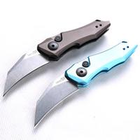 CNC Kershaw 7350 CNC D2 Steel T6061 Poignée A14 UTX85 UT121 BM3300 BM3500 Camping Couteau automatique Couteau Benchmade Couteau EDC Outil