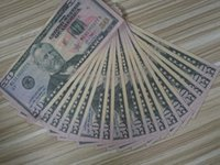 2020 Cross- border Hot selling USD50props paper money new pro...