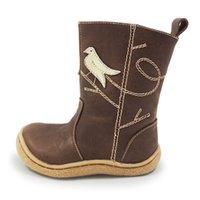 Tipsietoes Top Brand Качество Натуральная Кожа Детские Детские Детские Малыш Девушка Девочка Обувь Для Мода Зимние Снежные Сапоги Бесплатная Доставка LJ201202