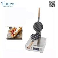 Хлебные производители Commecial Digital Bubble Waffle Maker Electric Hong Kong Egg Puff Piret Peak Oven1
