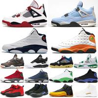 llegada 13 13s de los hombres zapatos de baloncesto Flint Royal Cap Hyper y vestido de Chicago Phantom Bred hombre Altitud mujeres entrenadores zapatillas