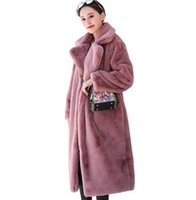 여성 긴 플란넬 재킷 탑스 가짜 양털 솜털 코트 숙녀 의류 패션 패션 솔리드 우아한 캐주얼 테디 베어 모피 후드 재킷 outwear 새로운