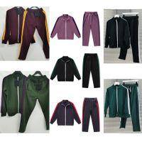 20SS Neue Farben Herren Trainingsanzug Männer Frauenjacke Hoodie mit Hosen MEN S Bekleidung Sport Hoodies Trainingsanzüge Man Designer Kleidung