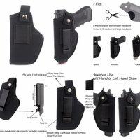 Открытый тактический ремень Металлический клип IWB OWB HOMSER Airsoft Gun Bag Hunting Tool для всех размеров Пистолеты скрытые нести 1 NO61O