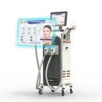 Estetik tıbbi ekipman 808 diyot lazer epilasyon yok ağrı süper güç yok