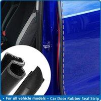 Gummi-Dichtungsstreifen Auto-Tür-Dichtungsrip-Auto-Türkante Gummiversiegelung für B-Säulenschutz-Aufkleber Front Auto Strip1