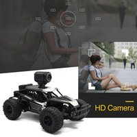 20km / h 2.4g de controle de presente telefone crianças velocidade wifi veículo off-road móvel com link remoto HD carro câmera alta aniversário elétrico lo ujevl