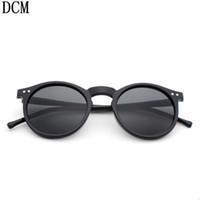 Óculos de sol multi -mode New Mercury Espelho roupas masculinas de Male óculos de sol das mulheres do ouro Rodada UV400