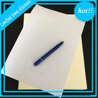 Geschäftspass gefälschter Stifttest Printming Papier Baumwolle Wäsche Wäsche fühlt Stärke No Säure wasserdichte Typen