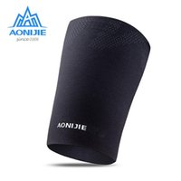 AONIJIE One Piece réglable e4403 Artisan Compression Cuisse manches Leg Brace support Quad Wrap Recovery Trail Running Sport Pour