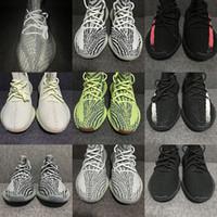 2021 Semi-congelée Jaune Zebra de Chaussures de course Mens Statique Non Refletant Femmes Sneakers Sneakers Oreo Black Red Sport Trainer Taille 1